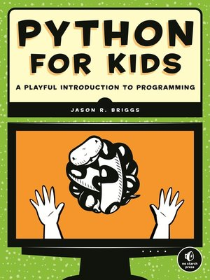 cover image of Python for Kids